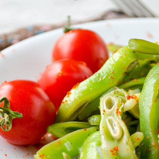 Tangy Green Bean Salad