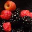 Berries by Pal Mori - Food & Drink Fruits & Vegetables ( blackberry, berry, fruit, red, raspberry, fruits, raspberries, black, berries, blackbarries )