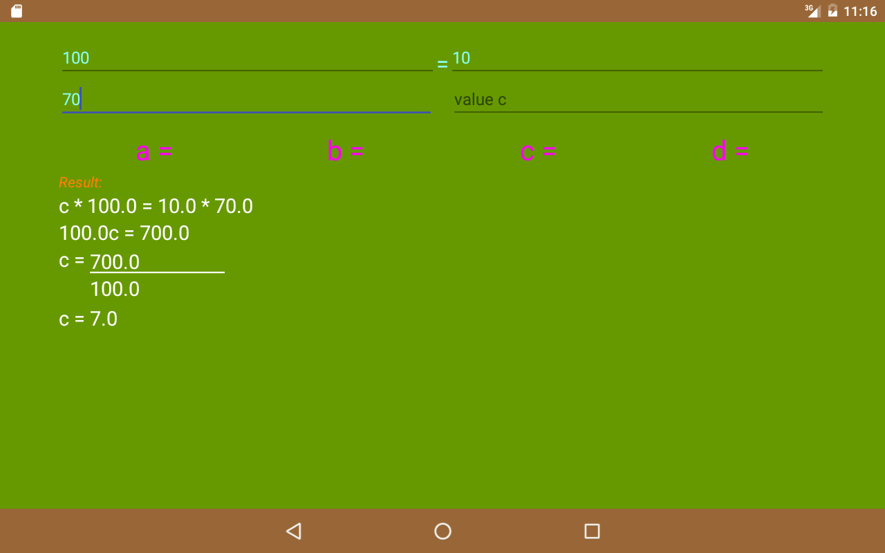 Calculator Board Screenshot 15