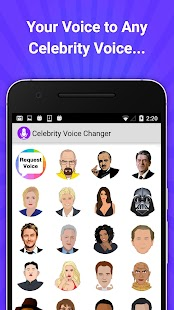 Celebrity Voice Changer Fun FX v1.0.5 Apk