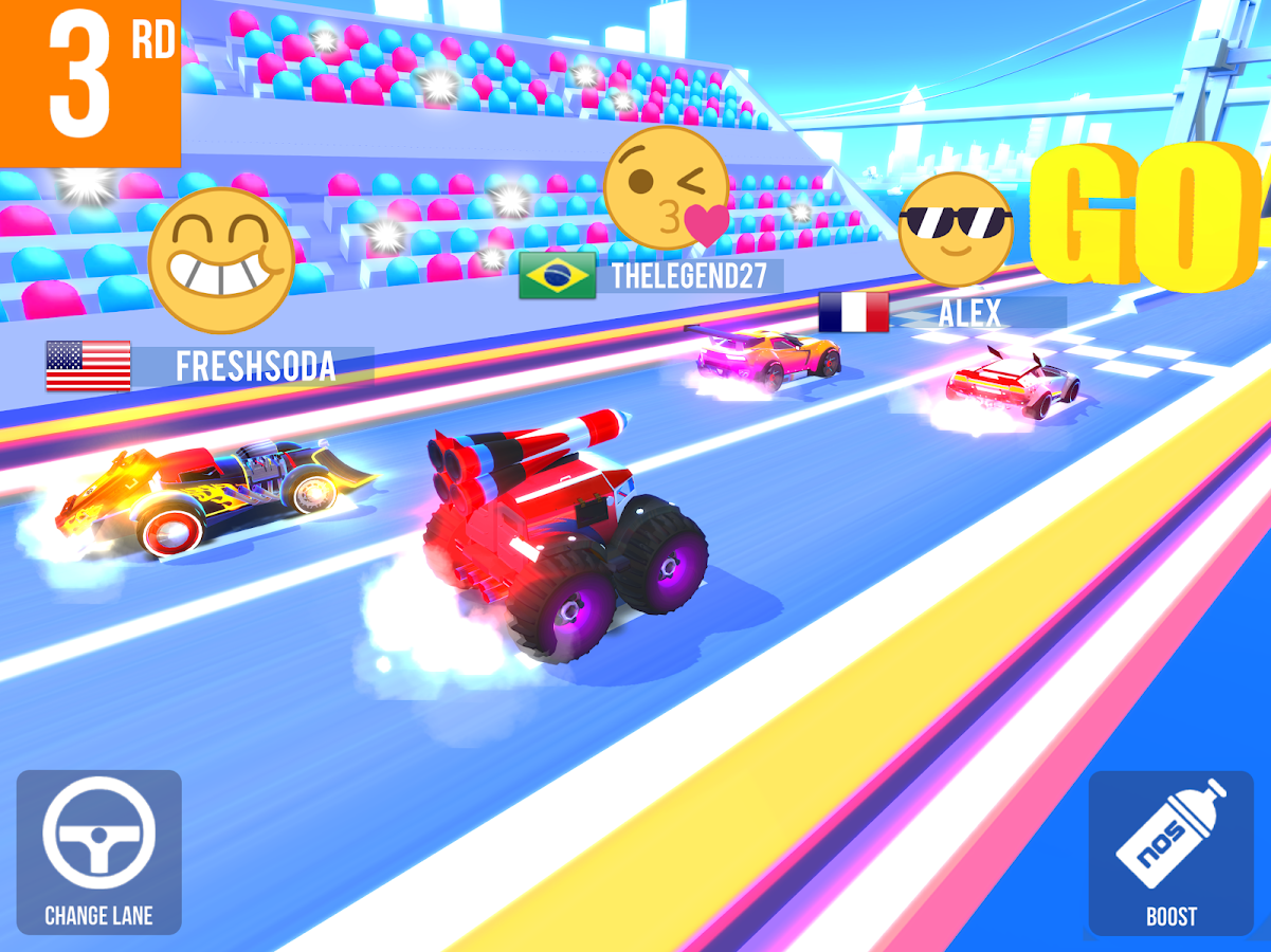 SUP Multiplayer Racing Screenshot 12