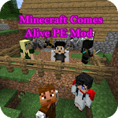 App NEWMinecraft Comes AlivePE Mod apk for kindle fire