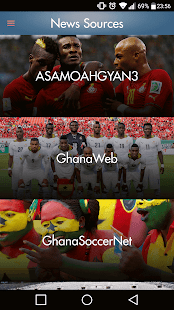 Baby Jet - Ghana Football News - screenshot