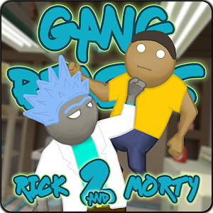 Gang Beasts Rick And Morty 2 app for android