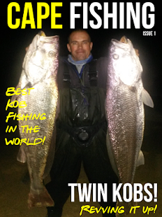 Cape Fishing Magazine - screenshot