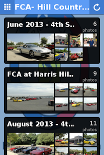 FCA Hill Country/ Austin - screenshot