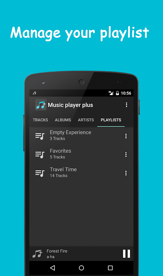 Music Player Screenshot 4