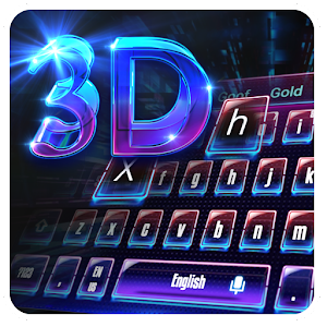 3D Laser Science keyboard For PC