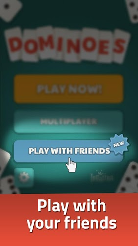 Dominoes Jogatina: Classic Board Game Android App Screenshot
