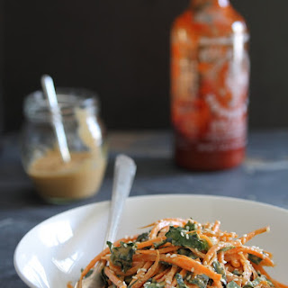 Thai Carrot Salad With Peanuts Recipes
