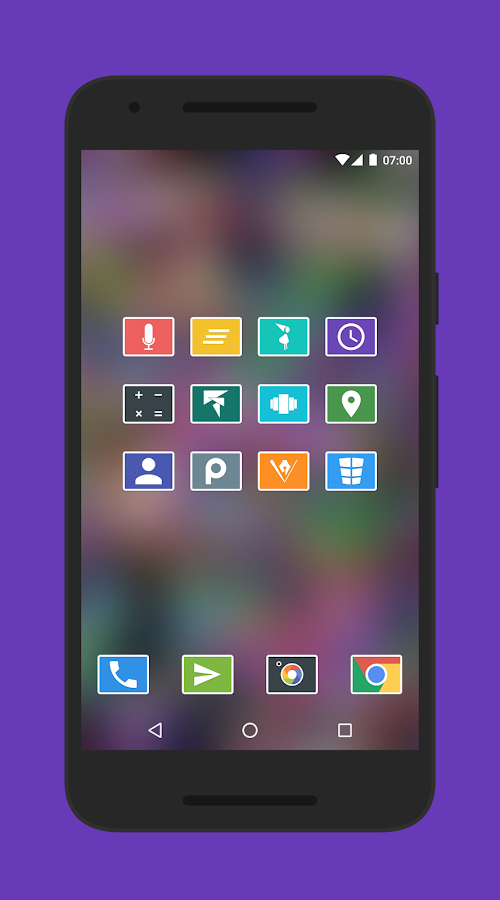 Lai - Icon Pack Screenshot 0