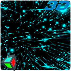 Download Blue Particles Live Wallpaper For PC Windows and Mac