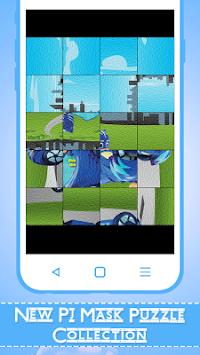 Puzzle for Pj Hero Mask apk screenshot