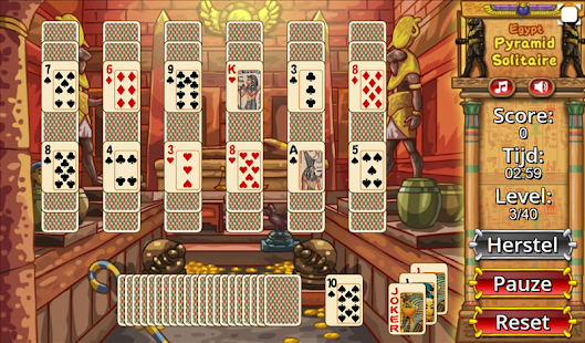 Egypt Pyramid Solitaire- screenshot thumbnail