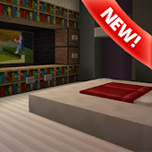 Super Mansion MCPE map APK for Bluestacks