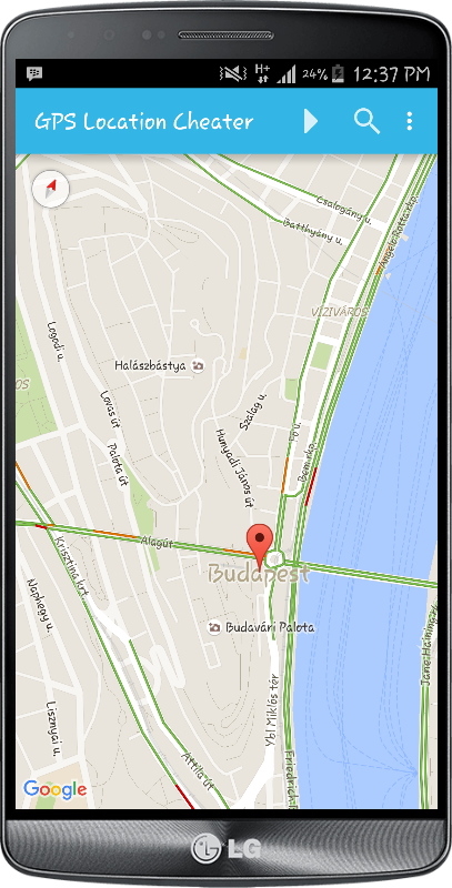 GPS Location Cheater PRO Screenshot 4