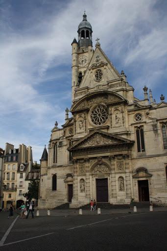 photo de Saint-Étienne du Mont