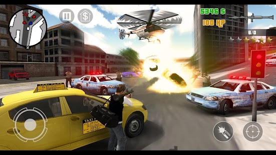 Clash of Crime San Andreas PRO - screenshot