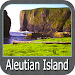 Aleutian Islands GPS Nautical Charts Icon