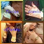 Photos of henna drawings Icon
