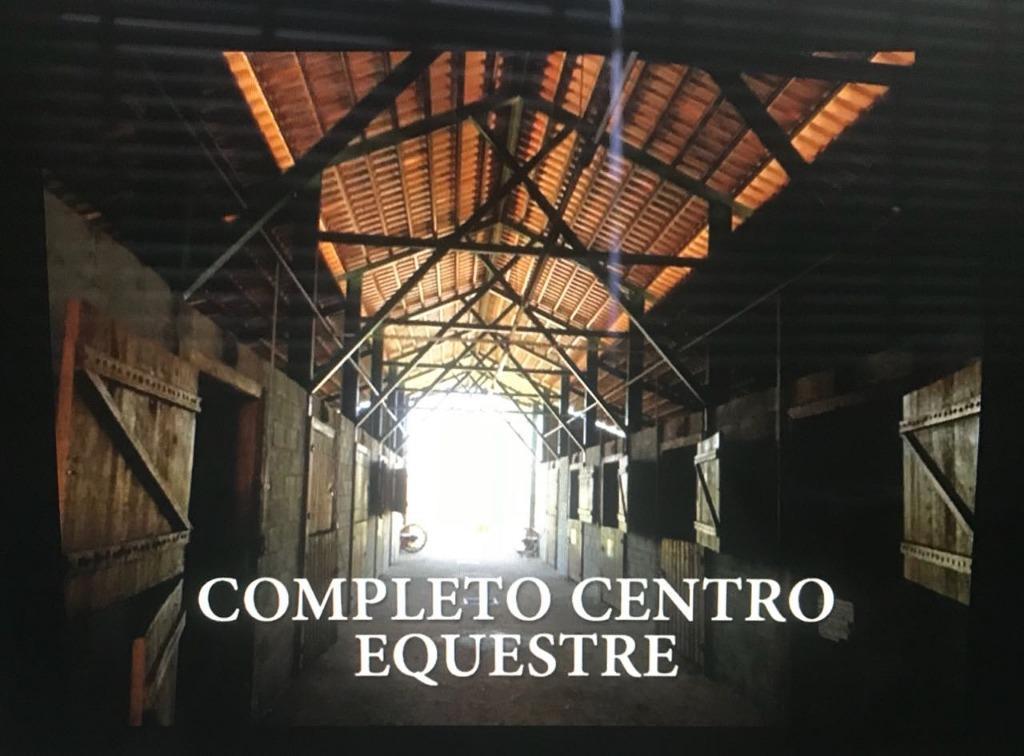 Condomínio Fazenda Alvorada de Alto Padrão em Itú, SP - Terreno com Área de 1.000m² para Venda.