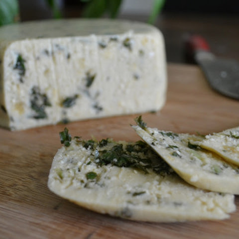 How to Make Smoky Pesto Cashew Cheez