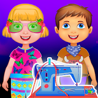👕 Little Tailor Kids For PC (Windows And Mac)