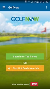 GolfNow – Book Tee Times