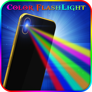 Color Flash Light Call & SMS: Torch LED Flash For PC