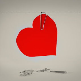 a hanging love by Dyaz Afryanto - Artistic Objects Other Objects