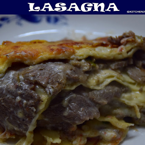 Bacon Lasagna