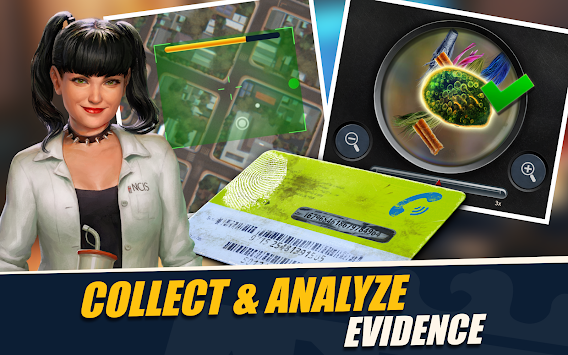 NCIS: Hidden Crimes APK screenshot thumbnail 8