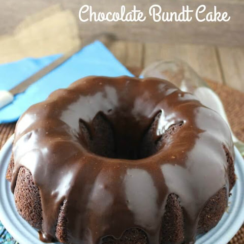Incredible Chocolate Bundt Cake