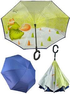 "Зонт ""Принт"", 8787"