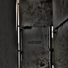 ZOMBIE HAZCHEM. by Jordiie Hunt - Products & Objects Signs