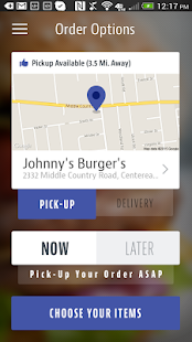 Johnny's Burgers - screenshot