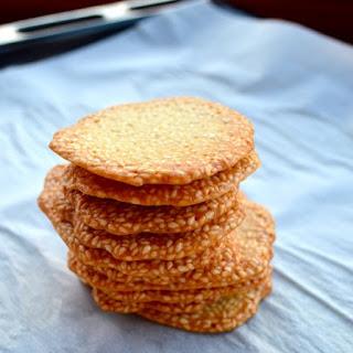 Sesame Crisps Recipes