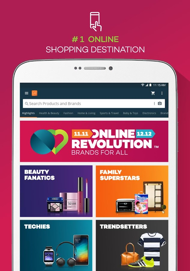 Lazada - Shopping & Deals Screenshot 17