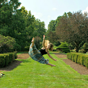 by Terri Mills - Sports & Fitness Other Sports ( dancing, jumping, happy, nailedit, dance, dancer, jump,  )