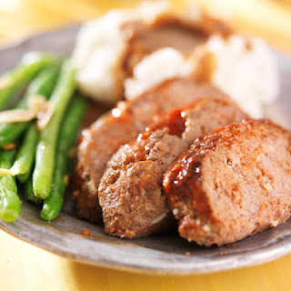 Delicious Meatloaf with a Healthy Twist
