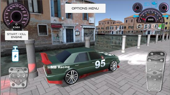 Game E200 Drifting Car APK for Kindle