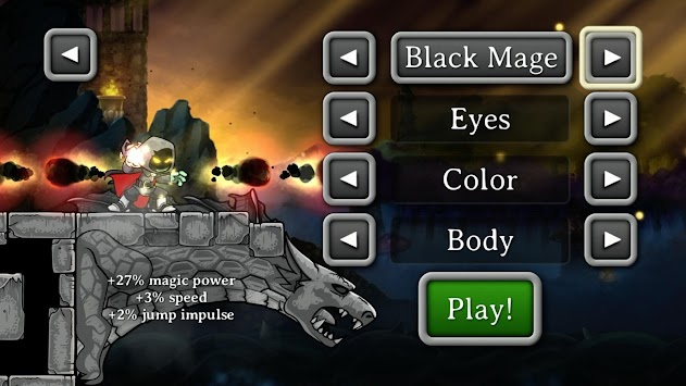 Magic Rampage APK screenshot thumbnail 4