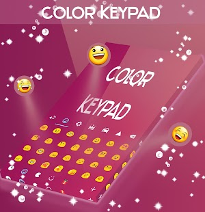 Color Keypad for Galaxy - screenshot