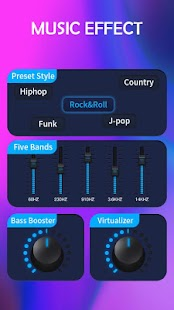 Music Equalizer - Bass Booster & Volume Up for pc