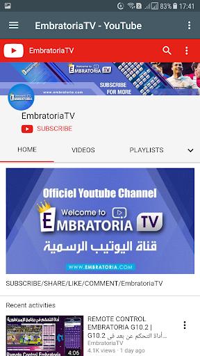 Embratoria Services screenshot 6