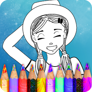 DrawFy: Anime Coloring For PC (Windows & MAC)
