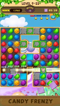 Candy Frenzy APK screenshot thumbnail 8