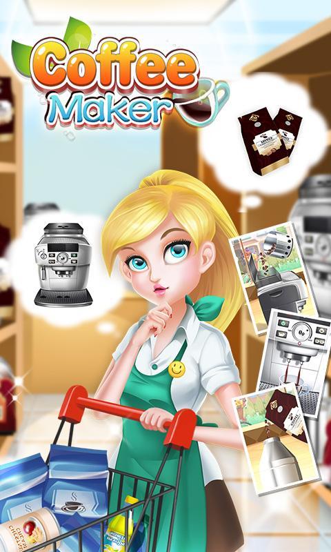 커피 디저트 메이커 - 무료 요리 게임 이미지[6]