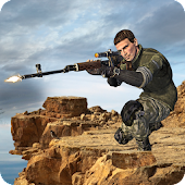 Download Mountain Sniper Frontline War APK to PC