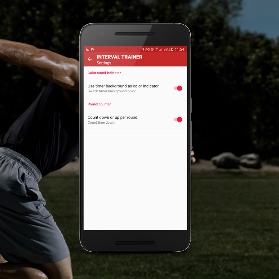 Interval Trainer PRO Screenshot 5